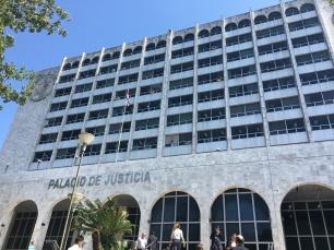El Palacio de Justicia - Asunción, Paraguay