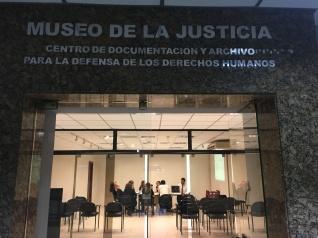 El Museo de la Justicia - Asunción, Paraguay